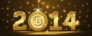 2014 - годината на биткойн